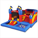 Inflatable drinking water Slides:Blast area Misty Kingdom blow up Bouncer - drinking water Park along with Slide through Blast Zone