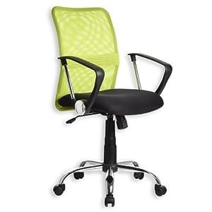 Fauteuil de bureau rudi vert avec accoudoirs - Amazon fauteuil enfant ...