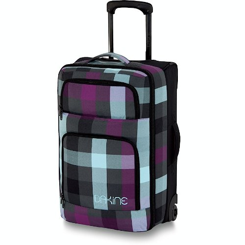 Dakine Girls Overhead Travel Bag (Belle, 22 x 13 x 9-Inch) special discount