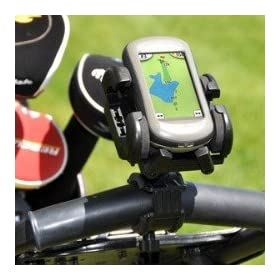 Bracketron Universal Golf GPS Cart Mount #GRWA201BL