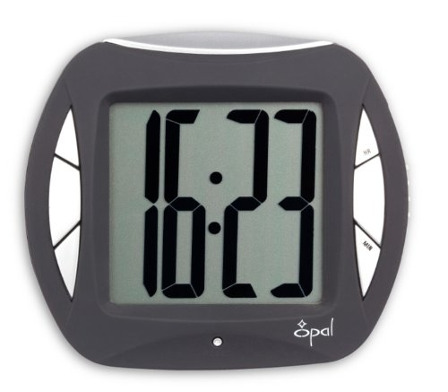 Opal Opal Digital Talking Clock With Hourly Chime