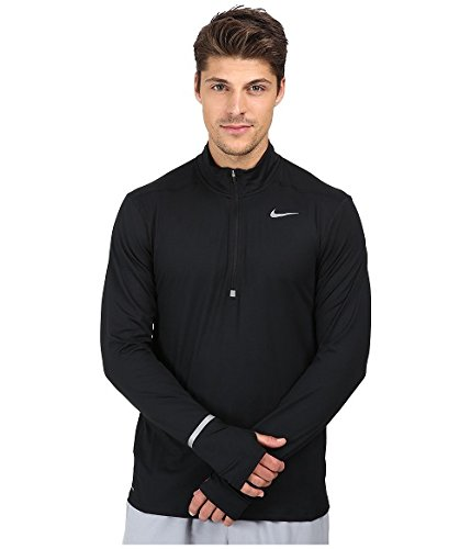 nike-dri-fit-element-mens-long-sleeved-shirt-black-black-reflective-silver-sizexxl