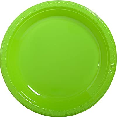 """Creative Converting Touch of Color 20 Count 10.25"""" Plastic Banquet Plate by Creative Converting"""