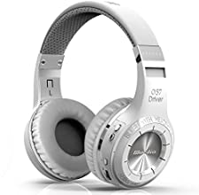 Bluedio HT (Shooting Brake) wireless bluetooth 4.1 stereo headphones (White)