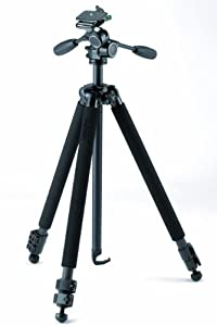 Velbon GEO E535D 72 inch Carbon Fiber Tripod with 3-Way Panhead