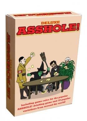 Deluxe Asshole Card Game Deluxe Asshole Card Game by Kheper Games