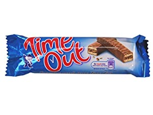Cadbury Timeout Chocolate Bar