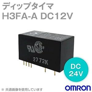 オムロン(OMRON) H3FA-A DC24V (ディップタイマ) NN