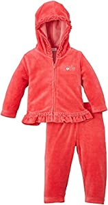 Absorba 9E36152 - Traje de footing para niñas