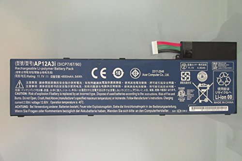Click to buy Li-ion Battery 54Wh 11.1V for Acer Aspire M3-581T-6618 M3-581T-6641 M3-581T-6825 Series NEW GENUINE - From only $99.99