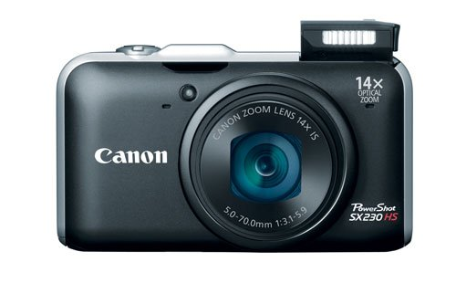 41itdHLcEKL Canon PowerShot SX230 HS Review: The Digital Camera that Packs a Big Punch