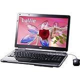 NEC ノートパソコン LaVie L LL750/DS(クリスタルブラック・Office H&B搭載) PC-LL750DS6B