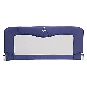 BabyDan Sleep 'n' Safe Bedrail (Blue)