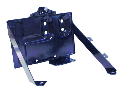 Crown Automotive J5764665 Black Battery Tray for Jeep CJ