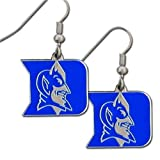 NCAA Duke Blue Devils Dangle Earrings