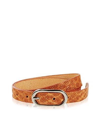 ESPRIT Cintura Pelle [Marrone Chiaro/Beige]