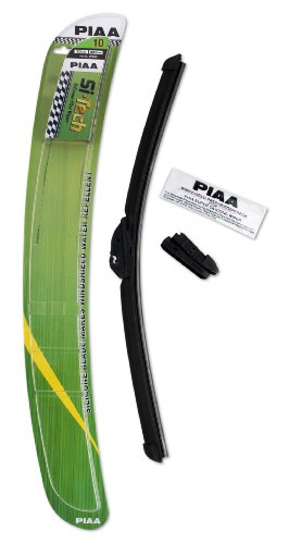 PIAA 97060 Si-Tech Silicone Flat Wiper Blade, 24