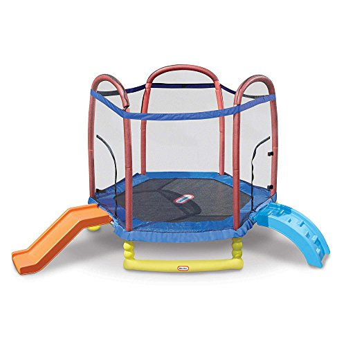 Little-Tikes-7-Climb-N-Slide-Trampoline