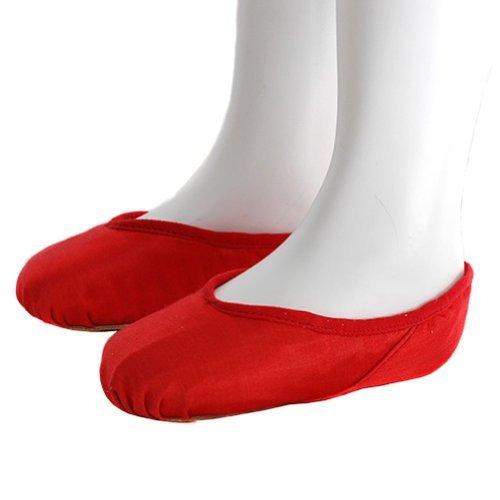 Grishko Little Girls Satin Dance Ballet Slipper Shoe