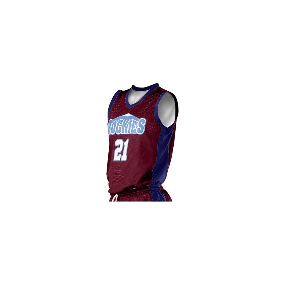 94e5e461ab4 Alleson 549NW Womens Reversible Custom Basketball Jerseys on PopScreen