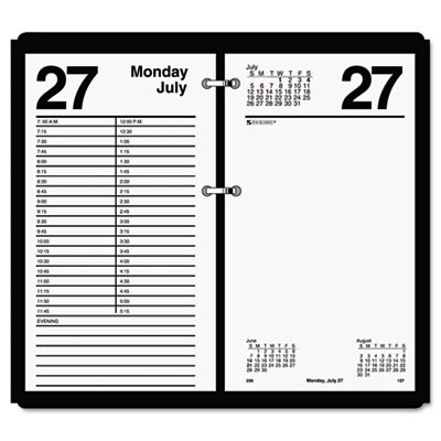 AAGE21050 - Large Desk Calendar Refill bob gates debra fearns jo welch learning disability nursing at a glance