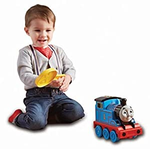 Fisher-Price My First Thomas the Train Motion Control Thomas by Fisher-Price Thomas
