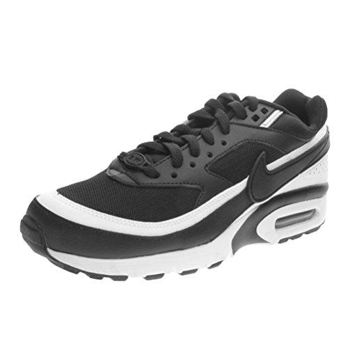 nike-bambino-black-white-scarpe-sportive-bianco-size-40