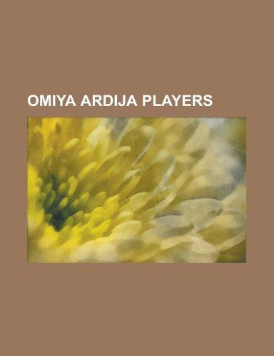 Omiya Ardija Players: Daigo Kobayashi, Jeroen Boere, Shintaro Harada, Mark Burke, Jorge Dely Valdes, Christian Correa Dionisio, Takashi Hira