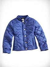 GUESS Kids Little Girl Quilted Jacket 2-6x