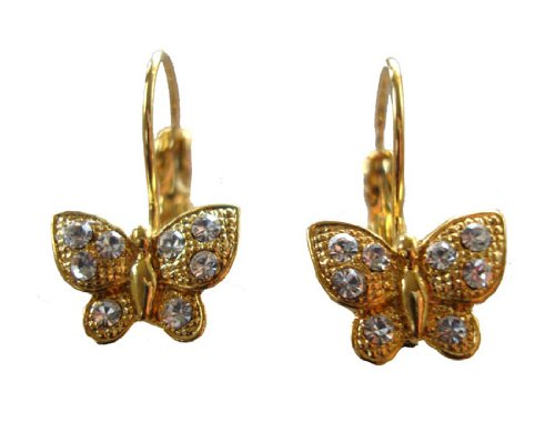 Butterfly Sparkle Earrings