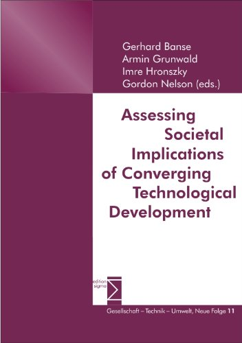 Assessing Societal Implications of Converging Technological Development