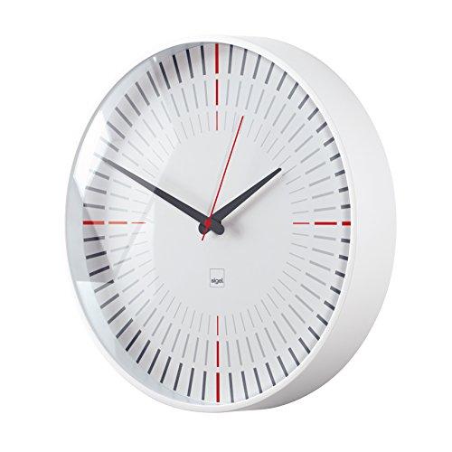 Design Funk- Orologio da parete, modello cana, bianco