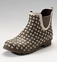 vegan ankle rain boots