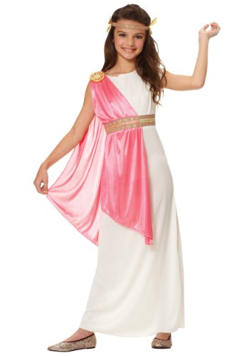 Roman Empress Kids Costume