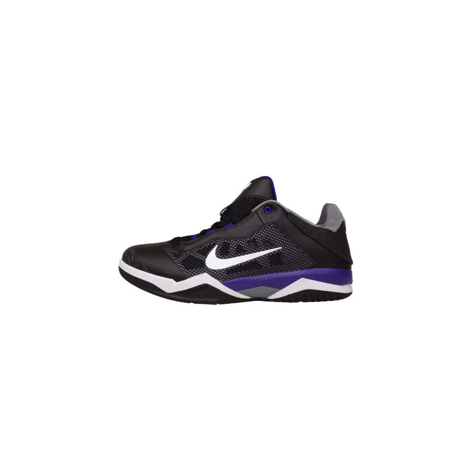 96e8cdc9a3b9 Nike Zoom Kobe Venomenon II Black Concord Mens Basketball Shoes 487787 004   US size 14