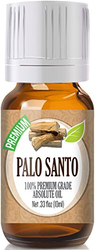 Palo Santo 100% Pure, Best Therapeutic Grade Oil - 10ml