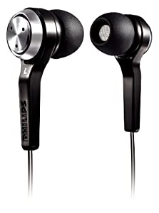 Philips SHE8500/10 Ecouteurs intra-auriculaires avec 3 Tailles d'embouts interchangeables