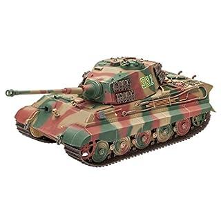 1/35 ドイツ陸軍 キングタイガー ヘンシェル砲塔 プラモデル 03249