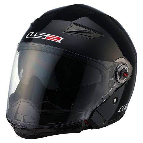 d18f413d3f What Is The Price For LS2 OF569 Scape Solid Open Face Helmet Black ...