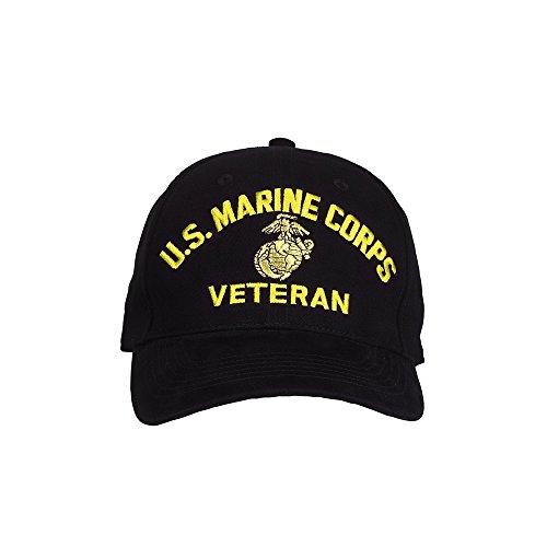 US Marine Corps Veteran Low Profile Baseball Cap