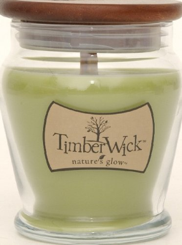 TimberWick Vintage Moss Soy Candle