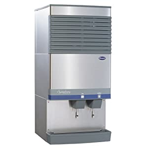 Amazon.com: Water Cooled Follett Symphony Countertop Ice Maker and ...