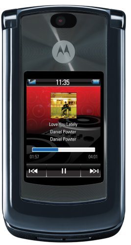 Motorola RAZR2 V8 Unlocked Cell Phone with 2 MP Camera, MP3/Video Player--International Version with No Warranty