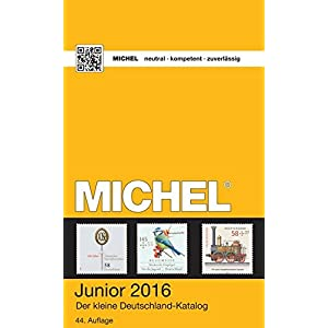 MICHEL-Junior-Katalog 2016: in Farbe