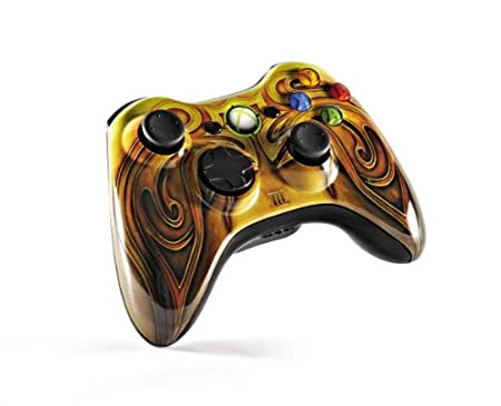 Xbox 360 Branded Fable 3 Controller (Wireless)