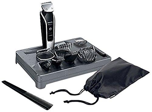 philips qg3362 23 series 7000 8 in 1 waterproof mens grooming kit beard stubble body trimmer. Black Bedroom Furniture Sets. Home Design Ideas