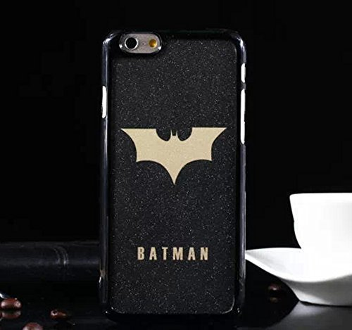Big Mango Hero Series Fashion Apple iPhone 6 4.7 inches Case Smooth Color Back Cover - Batman at Gotham City Store