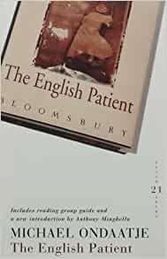 michael ondaatje the english patient pdf