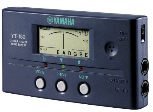 Buy Acoustic Guitar Tuner,Discount Low Price: Yamaha YT150 Guitar/ Bass Auto Tuner discount