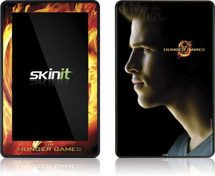 Skinit The Hunger Games -Gale Hawthorne Vinyl Skin for Amazon Kindle Fire
